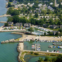 Blue Water Condominiums and Marina