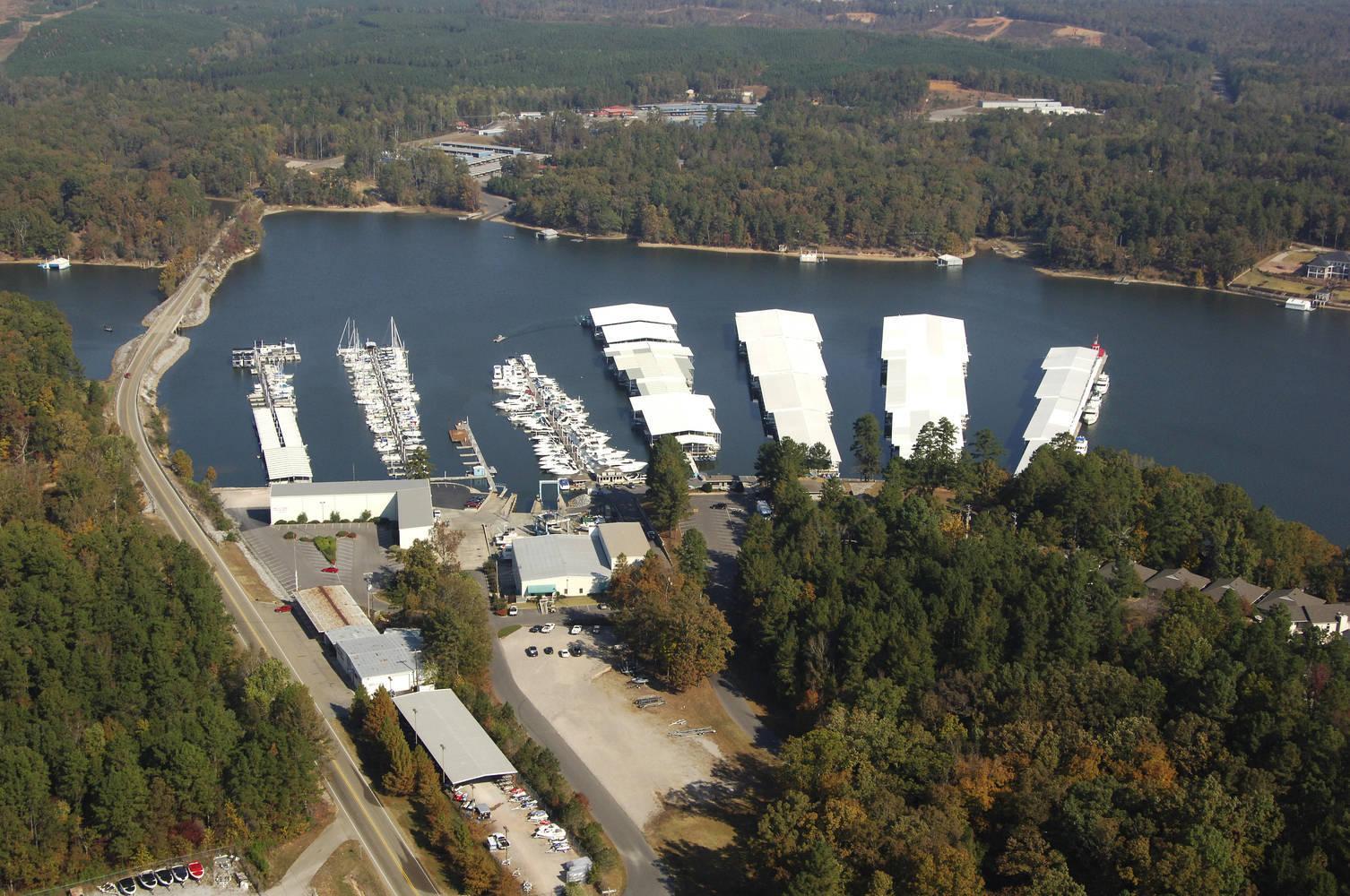 Safe Harbor Aqua Yacht Harbor Slip Dock Mooring