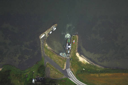 Næssund Ferry, Thy