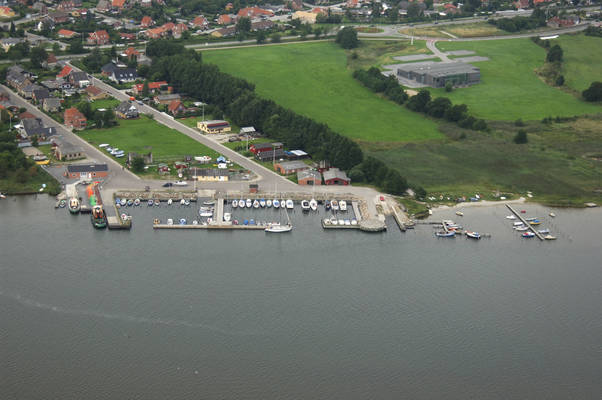 Hadsund Fishing Harbor