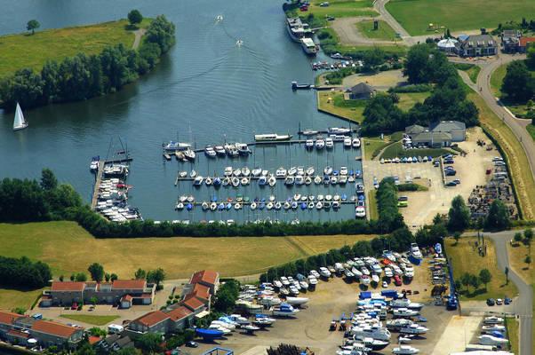 De Gouden Ham Watersport Marina