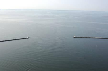 Stamford Harbor Inlet