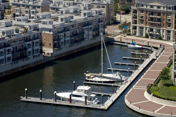 Baltimore Marine Centers at Inner Harbor West Marina