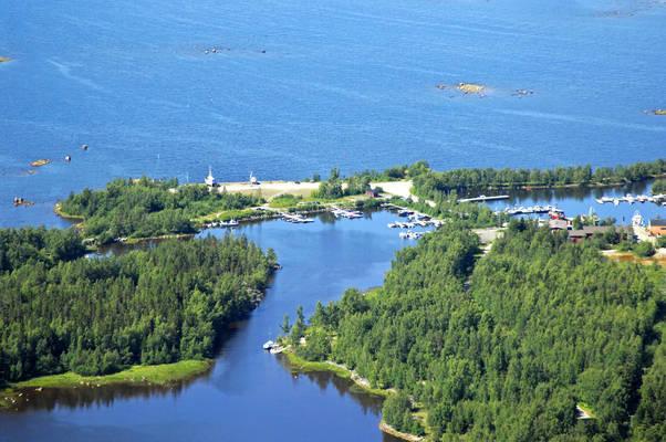 Pohja Kalliokari Yacht Harbour