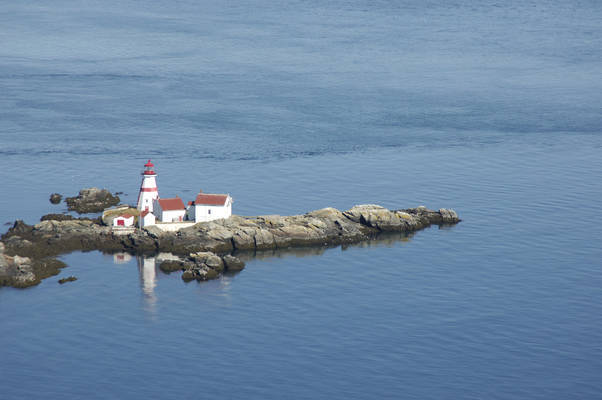 East Quoddy Lighthouse (Head Harbour Lighthouse)