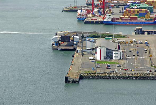 Dublin Ferry Port