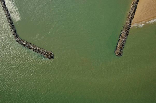 Ramsgate Harbour Inlet