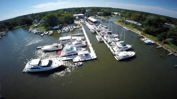 Higgins Yacht Yard