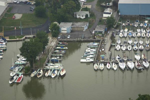 Huron Marine Park