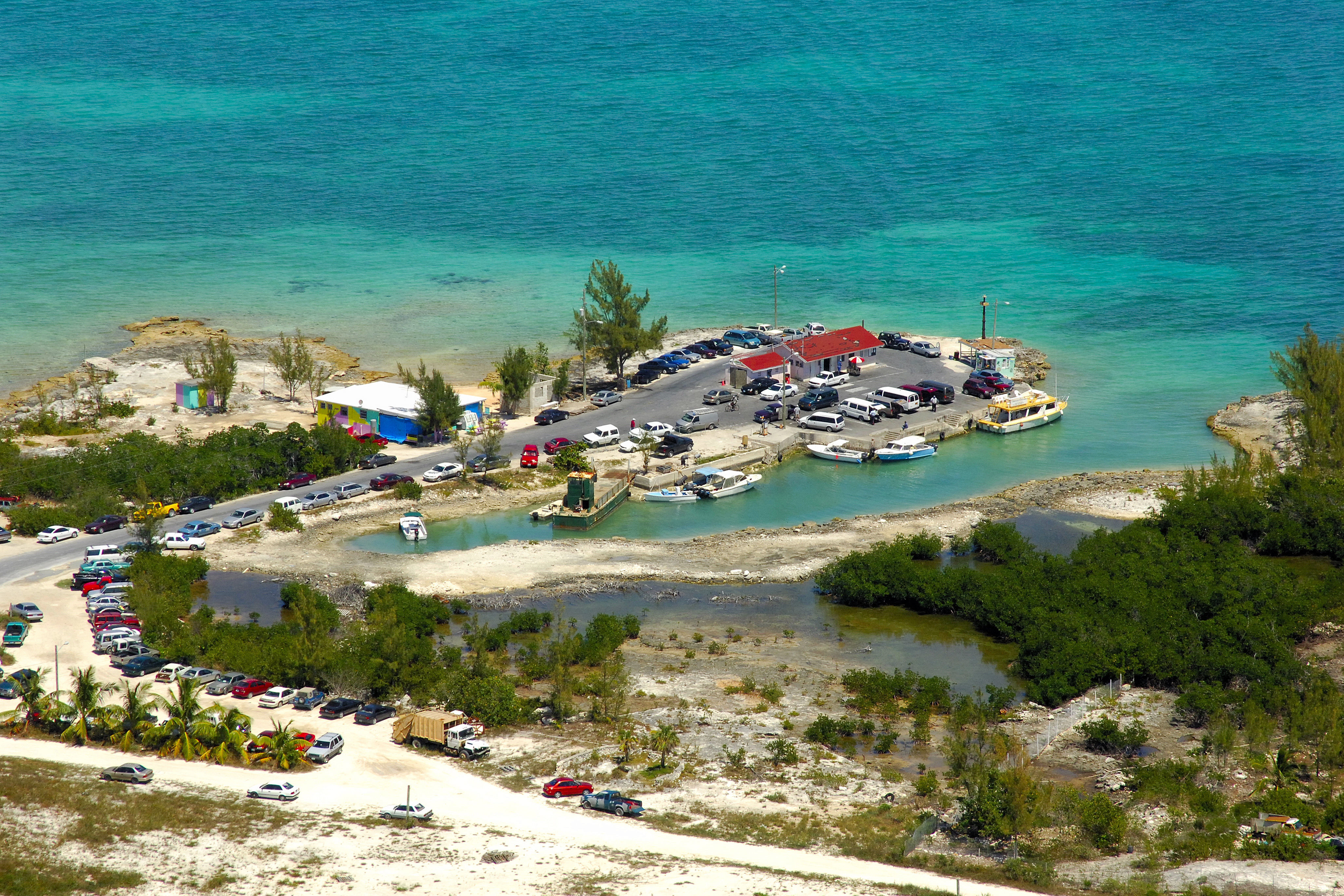 Harbor Island Eleuthera Ferry