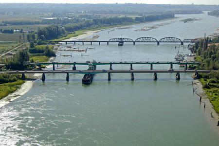 Pitt River Bridge