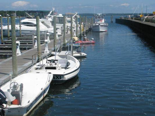 Sag Harbor Launch, Moorings & Services