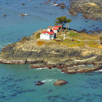 Battery Point (Crescent City) Light