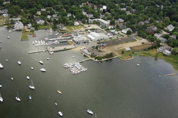Marion Municipal Wharf South