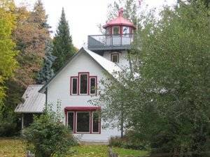 Lighthouse Style Home, Ontario, Canada
