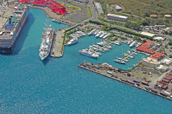 Crown Bay Marina