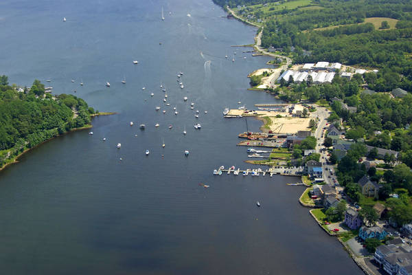 Mahone Harbour