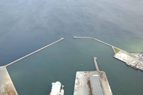 Koge Ferry Inlet