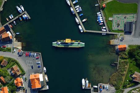 Hamburgsund Ferry