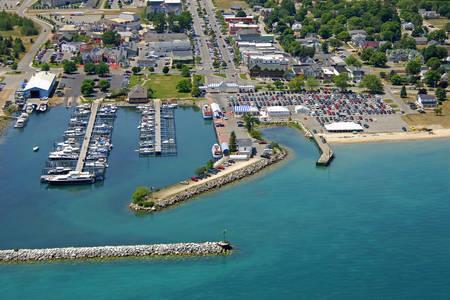 Mackinaw City Shepler's Mackinac Island Ferry