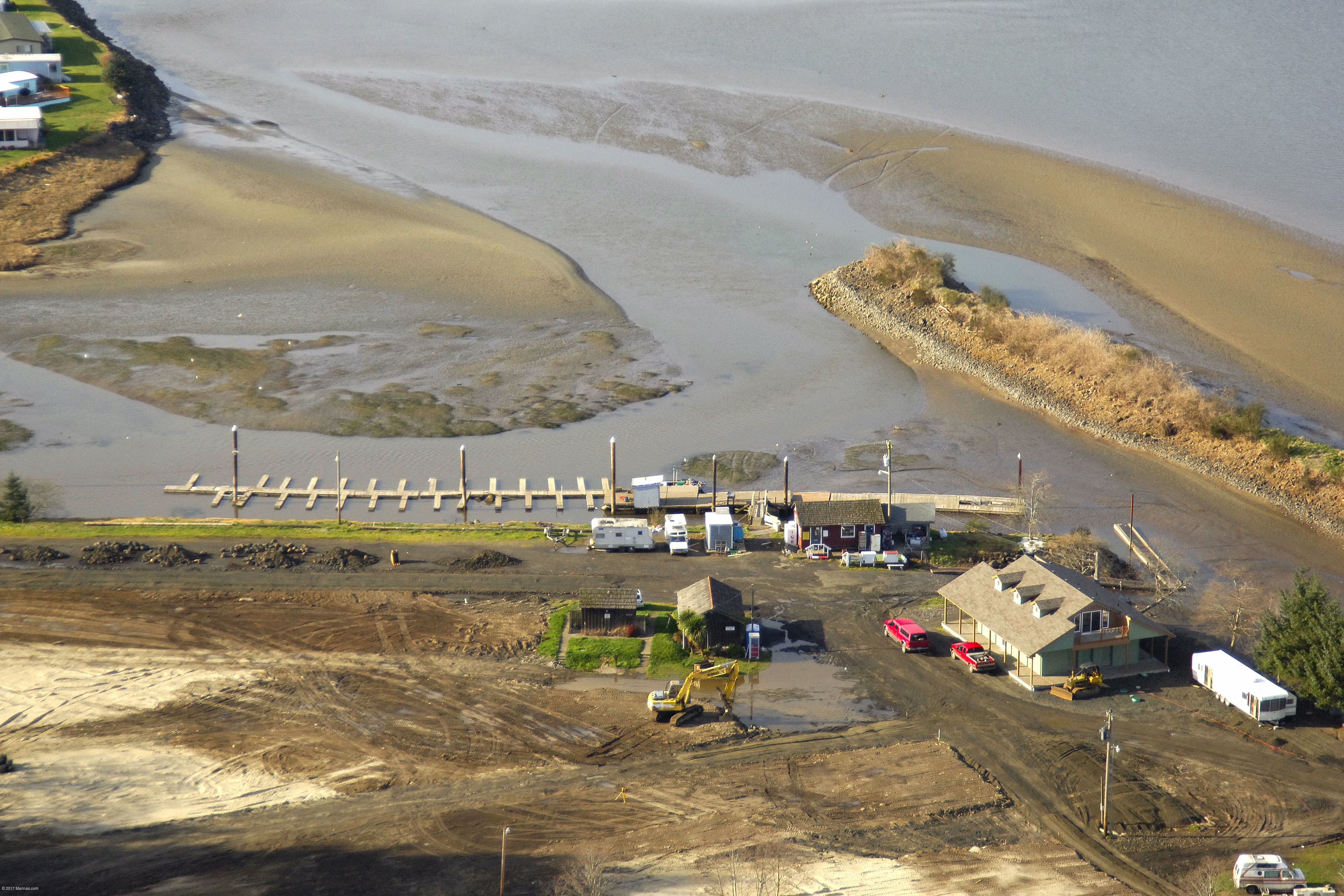 Mckinley S Marina And Rv Park In Waldport Or United