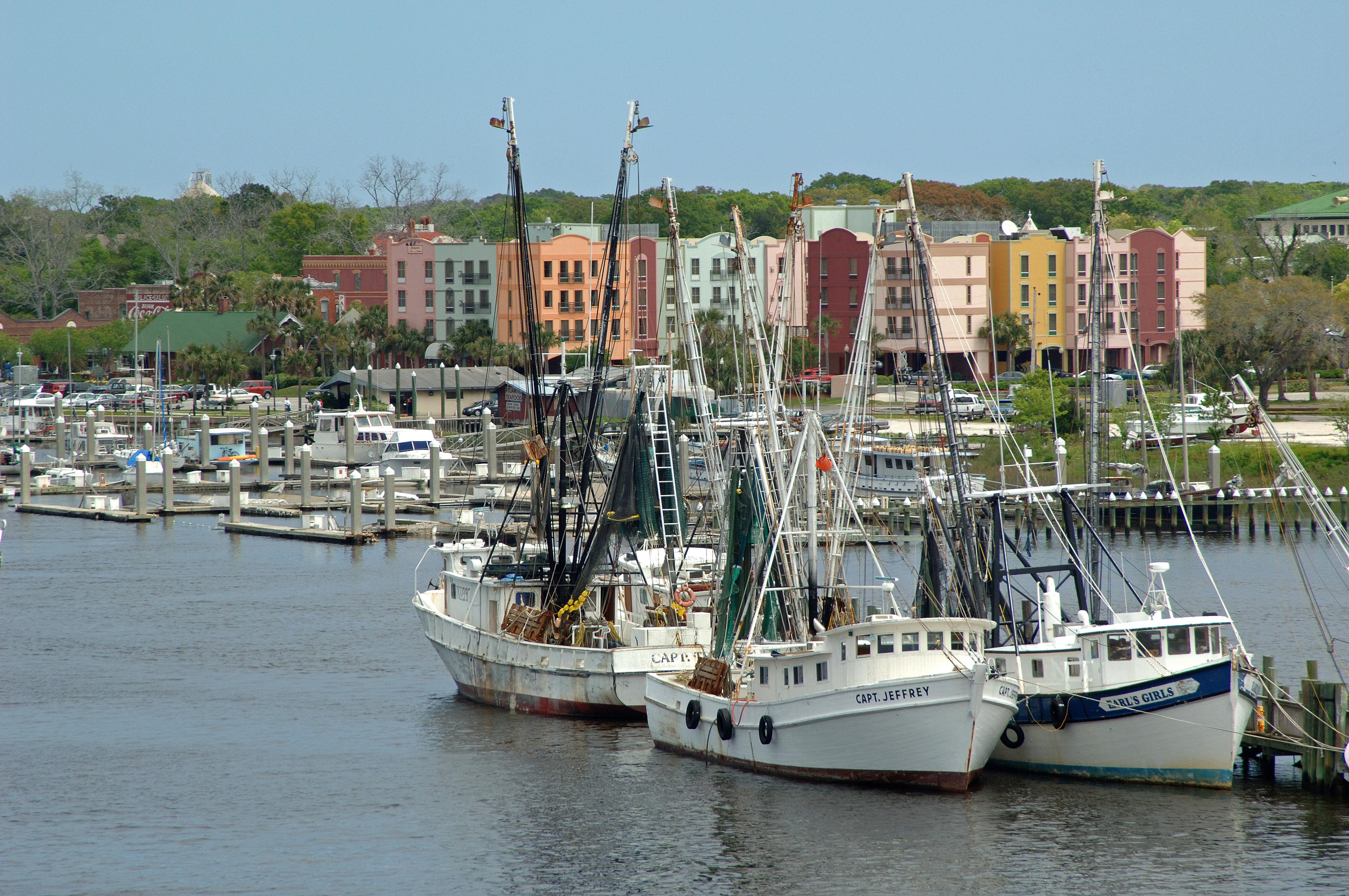 Fernandina Beach Fl Marinas