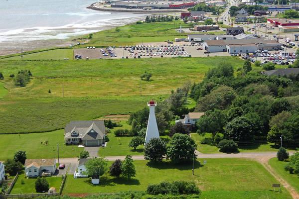 Summerside Range Rear Lighthouse