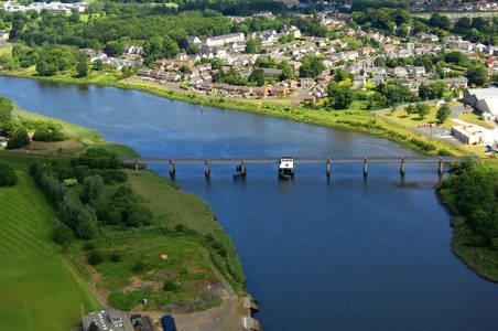 Coleraine Lift Bridge