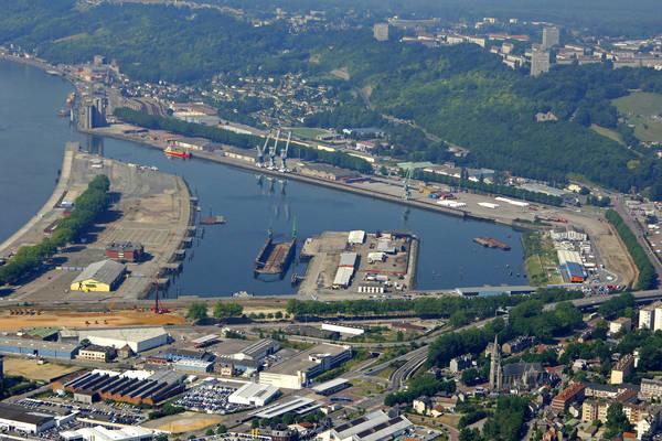 Rouen Basin Saint Gervais Marina