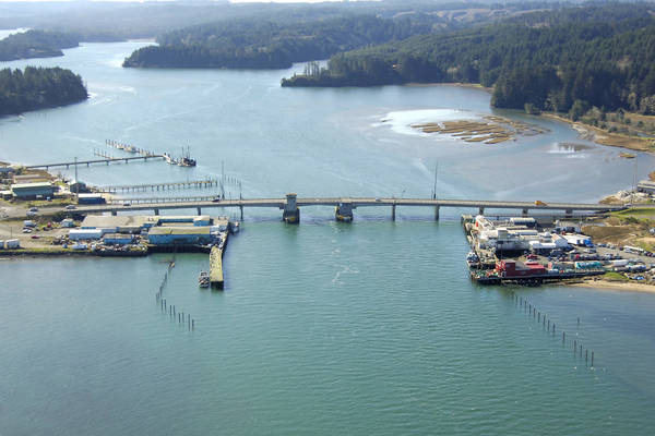 Cape Arago Highway Bridge
