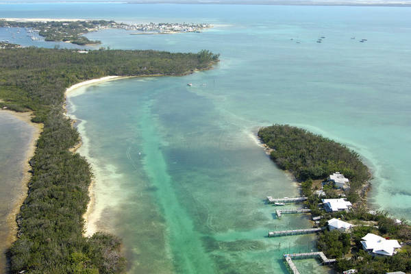 White Sound Inlet (Green Turtle Cay)