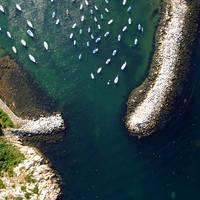 Rockport Harbor Inlet