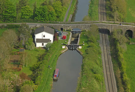 Royal Canal Lock 14