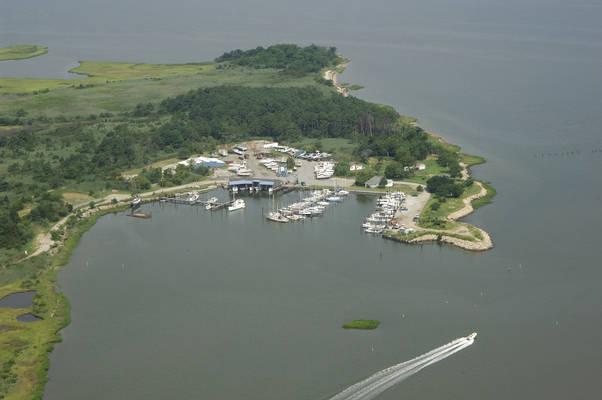 Marina Cove Boat Basin