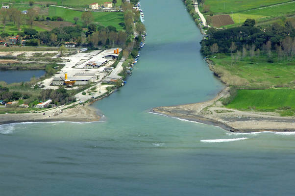 Garigliano River Inlet