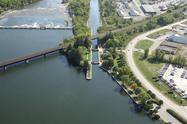 Trent River Lock 1