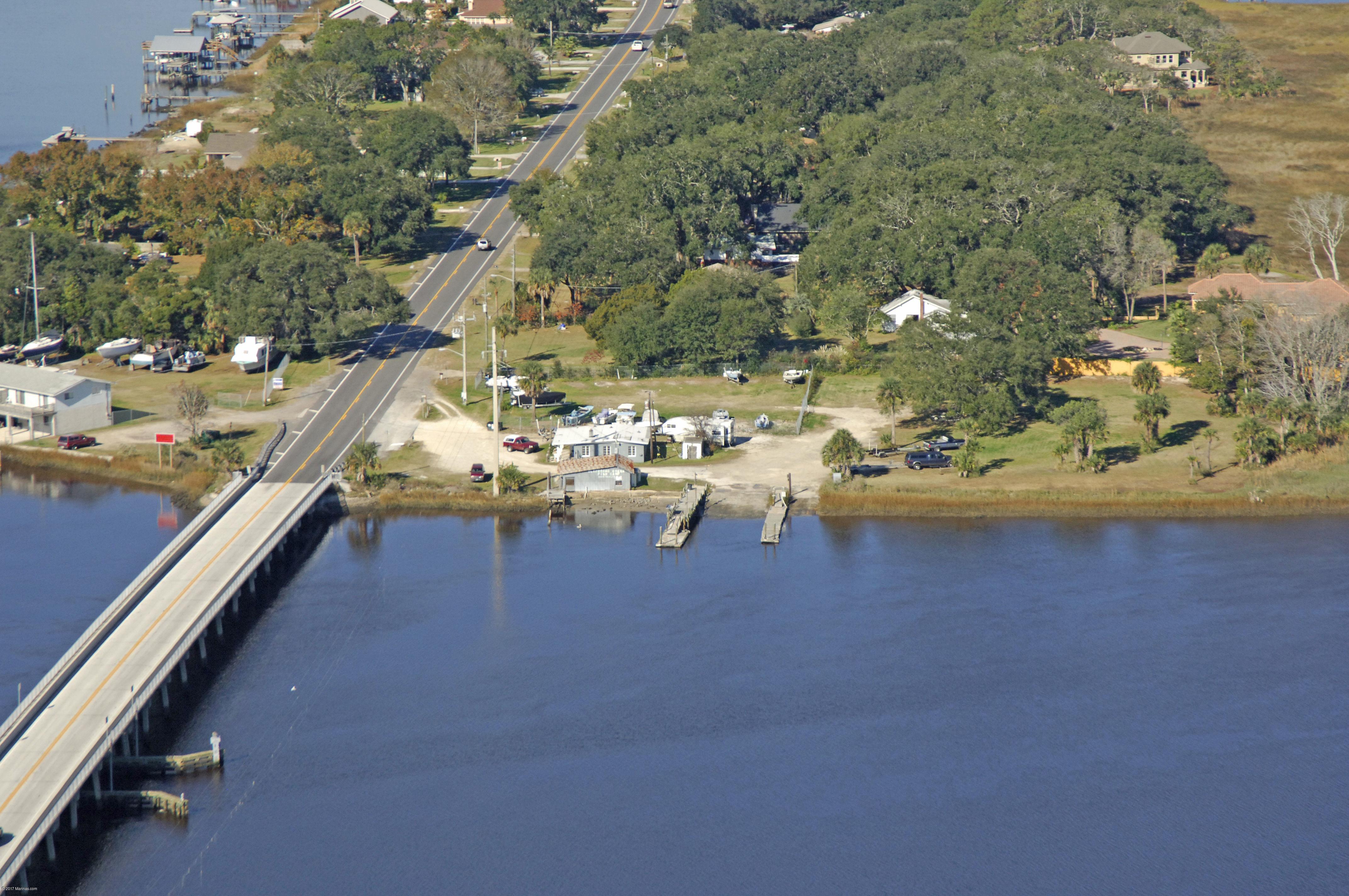 Clapboard creek fish camp in jacksonville fl united for Fish camp jacksonville