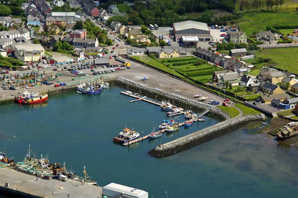 Ballydavid Pier