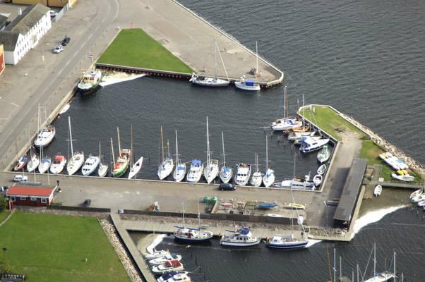 Stege Harbour East Marina