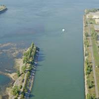 Canal de la Rive Sud North Inlet