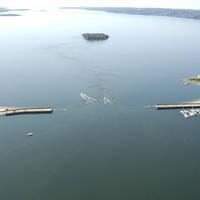 Sakonnet River Channel Inlet
