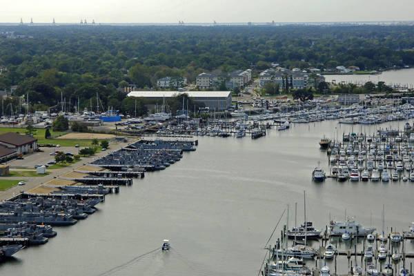 Cobb's Marina