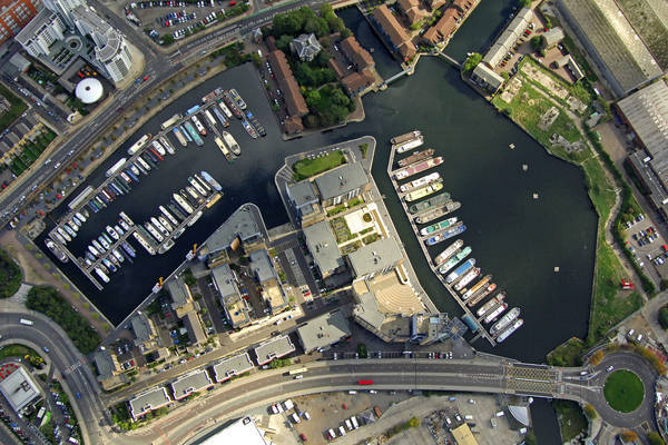 Poplar Dock Marina
