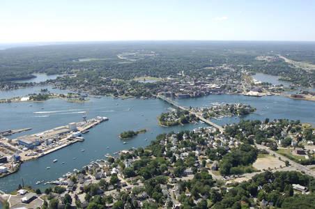 Kittery Town Harbor