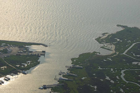 Tangier Island West Inlet