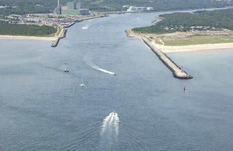 Cape Cod Canal North Inlet