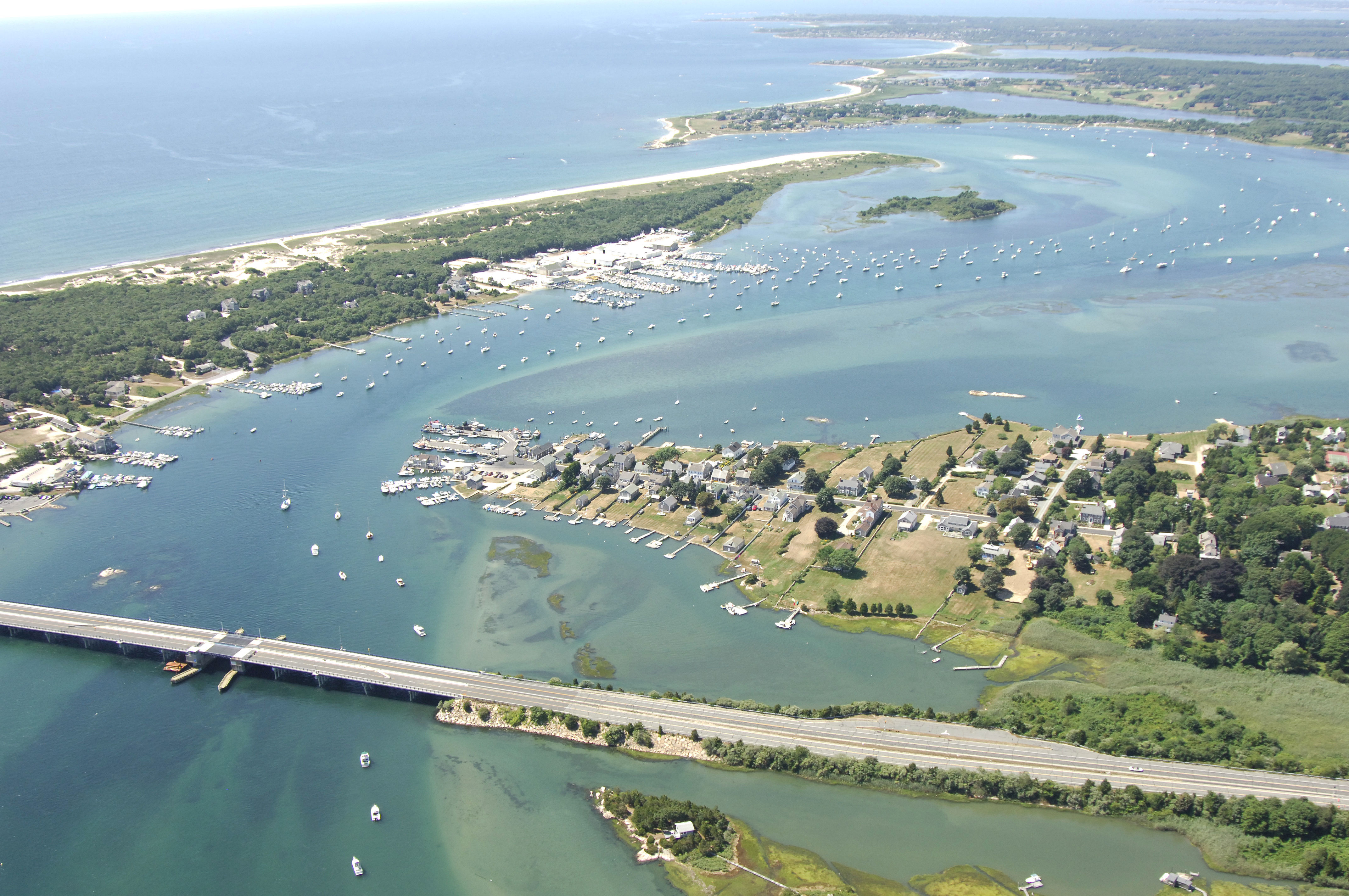 Westport Harbor In Westport Ma United States Harbor Reviews