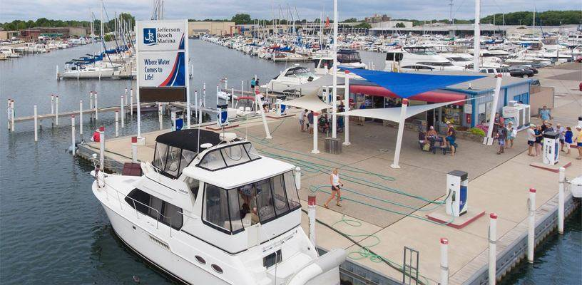 Safe Harbor | Jefferson Beach Marina