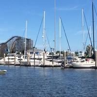 Kemah Boardwalk Marina