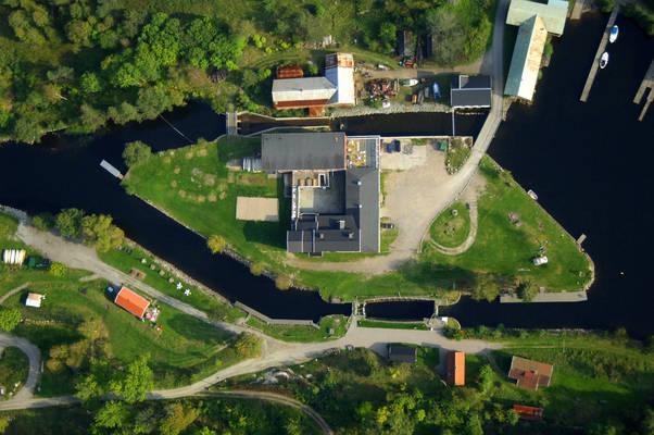 Gustavsfors Lock
